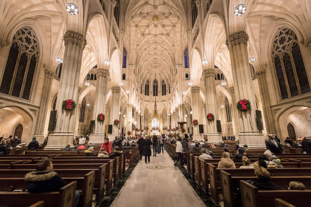 Cremation Blog: St. Patrick's Cathedral