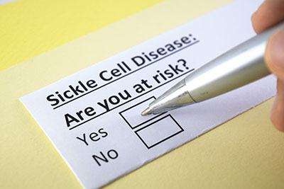 Sickle Cell are you at risk