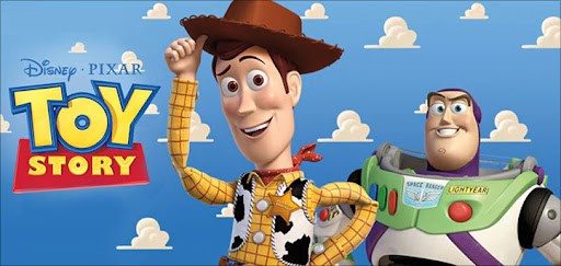 Picture of Woody and Buzz Lightyear from Toy Story